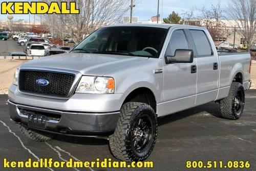 2008 ford f 150 crew cab pickup tk for sale in meridian idaho classified. Black Bedroom Furniture Sets. Home Design Ideas