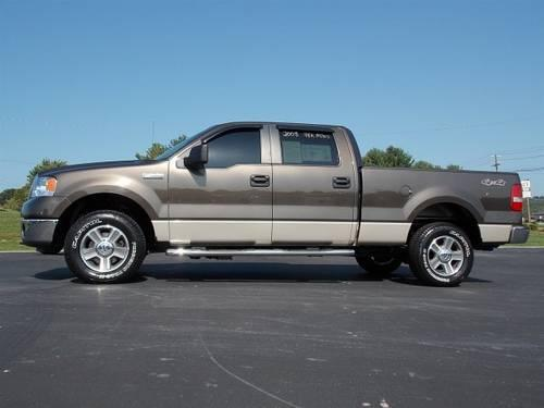 2008 ford f 150 crew cab pickup xlt crew cab 4x4 for sale in sweetwater tennessee classified. Black Bedroom Furniture Sets. Home Design Ideas