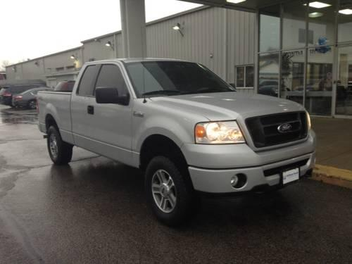2008 ford f 150 extended cab pickup stx for sale in crystal lake illinois classified. Black Bedroom Furniture Sets. Home Design Ideas