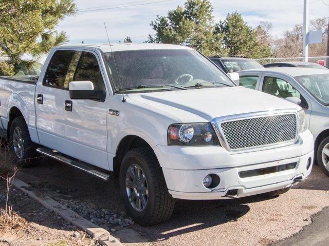 2008 Ford F-150 FX4 4x4 FX4 4dr SuperCrew Styleside 5.5