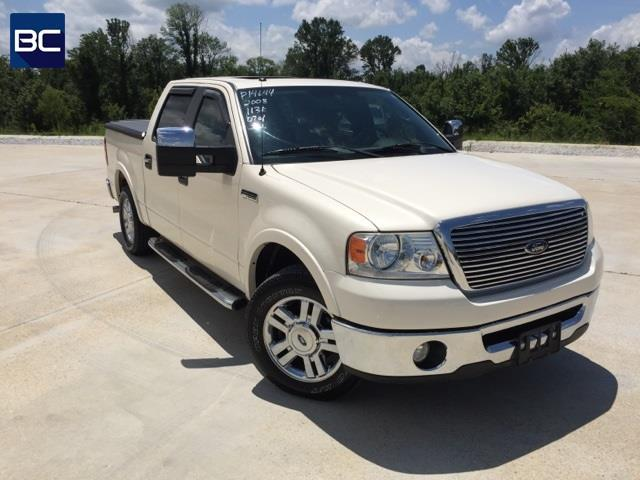 2008 ford f 150 king ranch 4x2 king ranch 4dr supercrew styleside 5 5 ft sb for sale in tupelo. Black Bedroom Furniture Sets. Home Design Ideas