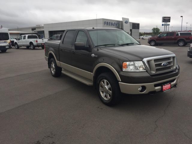 2008 ford f 150 king ranch 4x4 king ranch 4dr supercrew styleside 5 5 ft sb for sale in. Black Bedroom Furniture Sets. Home Design Ideas
