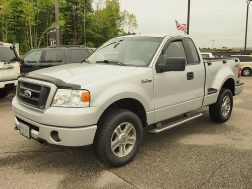 2008 ford f 150 pickup truck 4x4 stx for sale in newington new hampshire classified. Black Bedroom Furniture Sets. Home Design Ideas