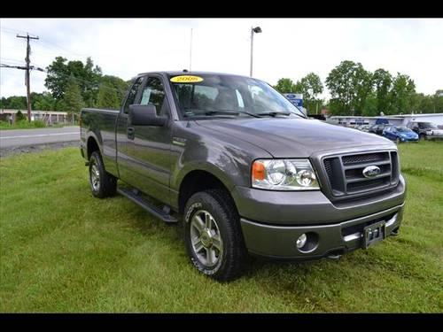 2008 ford f 150 pickup truck stx for sale in rhinebeck new york classified. Black Bedroom Furniture Sets. Home Design Ideas