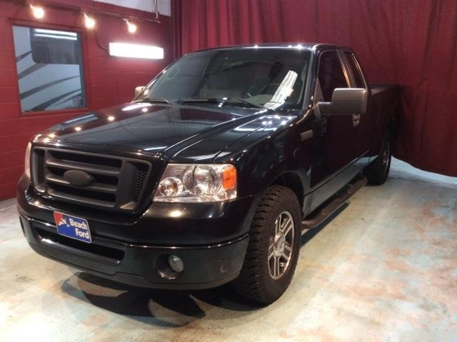 2008 ford f 150 stx 4x2 stx 4dr supercab styleside 5 5 ft sb for sale in virginia beach. Black Bedroom Furniture Sets. Home Design Ideas