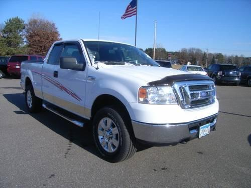 2008 ford f 150 super cab 4 door for sale in isanti minnesota classified. Black Bedroom Furniture Sets. Home Design Ideas
