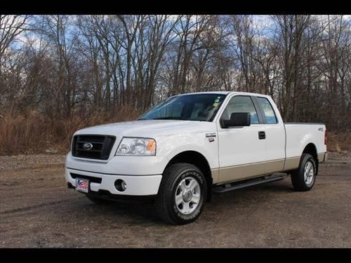 2008 ford f 150 super cab pickup 4x4 xlt for sale in milford connecticut classified. Black Bedroom Furniture Sets. Home Design Ideas