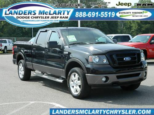 Landers Mclarty Ford >> 2008 Ford F-150 Supercrew 4X4 FX4 for Sale in Bessemer, Alabama Classified | AmericanListed.com