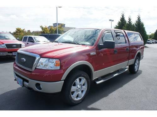 2008 ford f 150 supercrew 4x4 lariat for sale in newberg oregon classified. Black Bedroom Furniture Sets. Home Design Ideas
