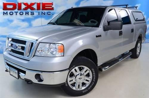 2008 ford f 150 truck xlt 4x4 supercrew truck for sale in nashville tennessee classified. Black Bedroom Furniture Sets. Home Design Ideas