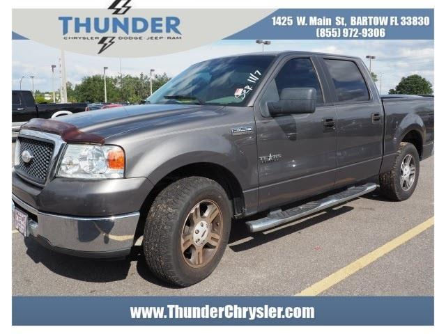 2008 Ford F-150 XLT 4x2 XLT 4dr SuperCrew Styleside 5.5
