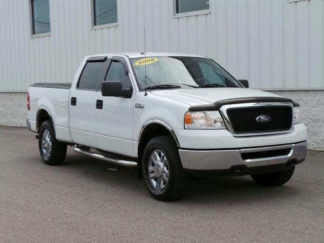 2008 Ford F-150 XLT 4x4 XLT 4dr SuperCrew Styleside 5.5