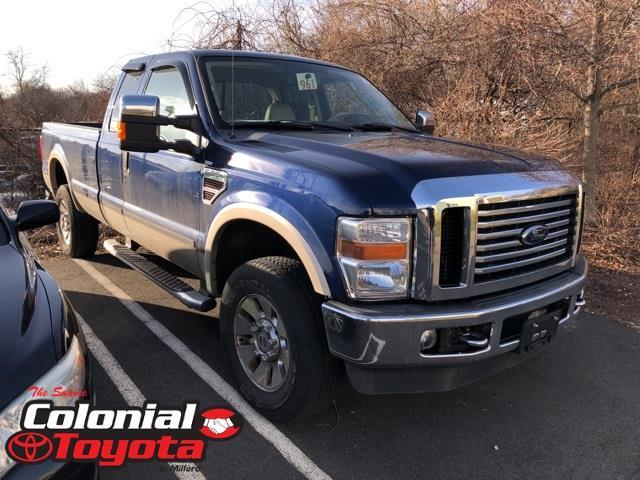 2008 Ford F-350 Super Duty Lariat Lariat 4dr SuperCab