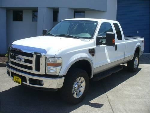 2008 ford f 350 truck super cab for sale in albany oregon. Black Bedroom Furniture Sets. Home Design Ideas