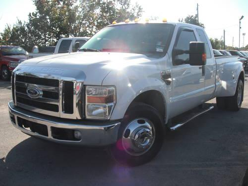 2008 ford f 350 xl 6 4l diesel dually x cab long bed for sale in pasadena texas classified. Black Bedroom Furniture Sets. Home Design Ideas