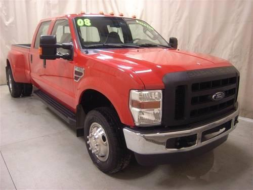 2008 ford f 350 xl diesel 6 4 for sale in roscoe illinois classified. Black Bedroom Furniture Sets. Home Design Ideas
