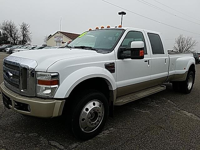 2008 Ford F-450 Super Duty XL XL 4dr Crew Cab 4WD LB