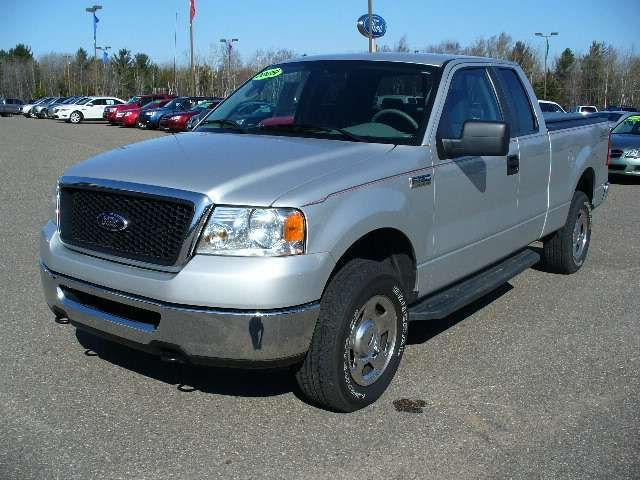 2008 ford f150 for sale in marquette michigan classified. Black Bedroom Furniture Sets. Home Design Ideas