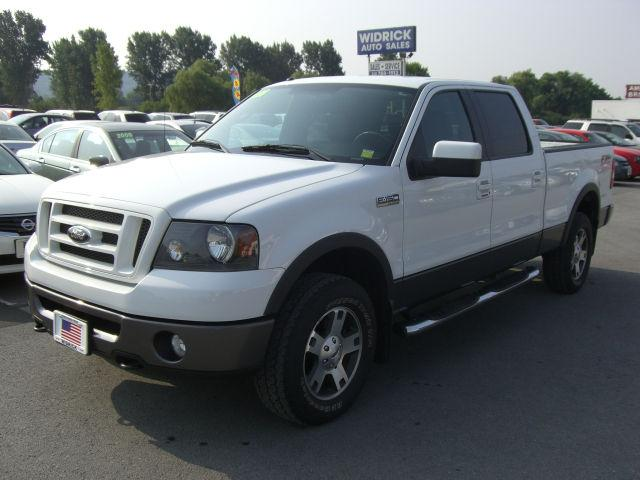 2008 ford f150 fx4 supercrew for sale in watertown new york classified. Black Bedroom Furniture Sets. Home Design Ideas