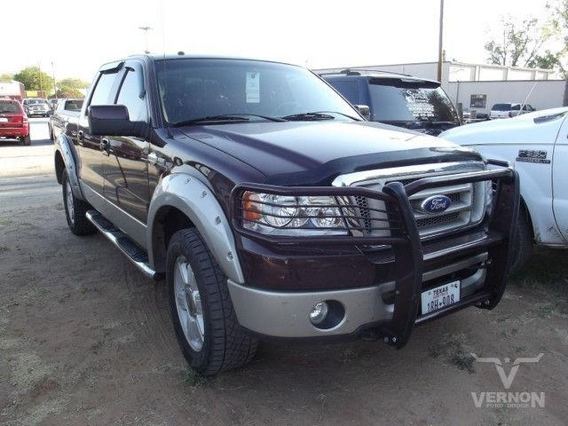 2008 ford f150 king ranch for sale in vernon texas classified. Black Bedroom Furniture Sets. Home Design Ideas