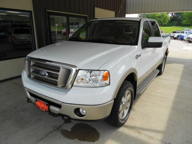 2008 ford f150 king ranch for sale in fairfield iowa classified. Black Bedroom Furniture Sets. Home Design Ideas