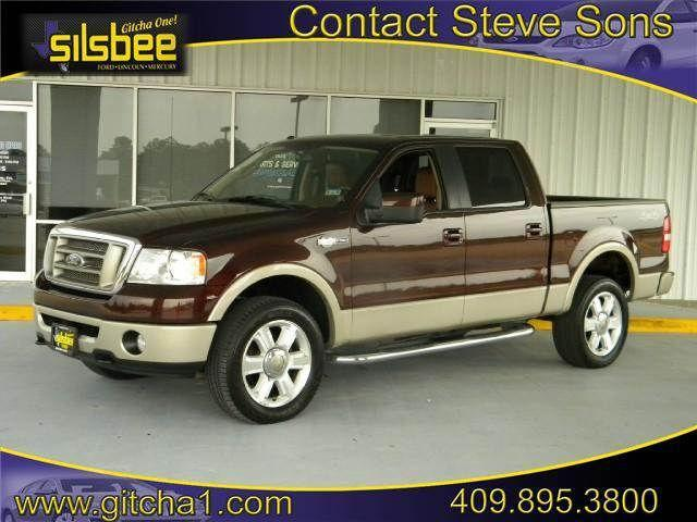 2008 ford f150 king ranch for sale in silsbee texas classified. Black Bedroom Furniture Sets. Home Design Ideas