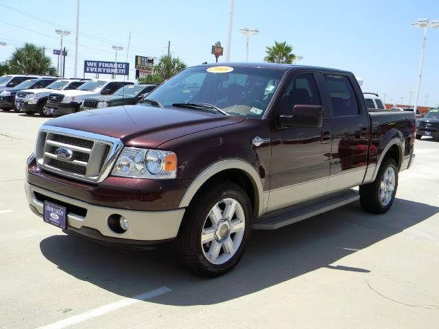 2008 ford f150 king ranch for sale in kingsville texas classified. Black Bedroom Furniture Sets. Home Design Ideas