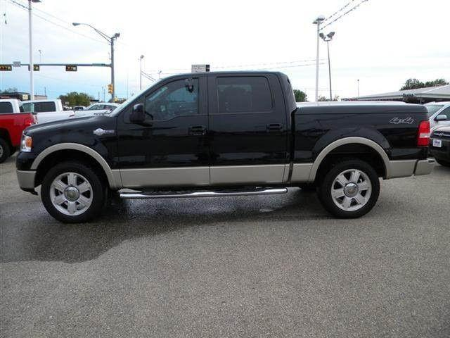 2008 ford f150 king ranch for sale in pampa texas. Black Bedroom Furniture Sets. Home Design Ideas