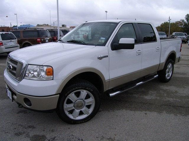2008 ford f150 king ranch for sale in gilmer texas classified. Black Bedroom Furniture Sets. Home Design Ideas