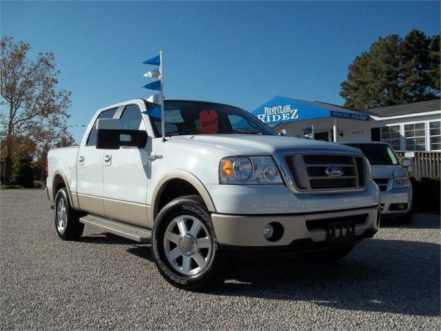 2008 ford f150 king ranch supercrew for sale in zebulon north carolina classified. Black Bedroom Furniture Sets. Home Design Ideas
