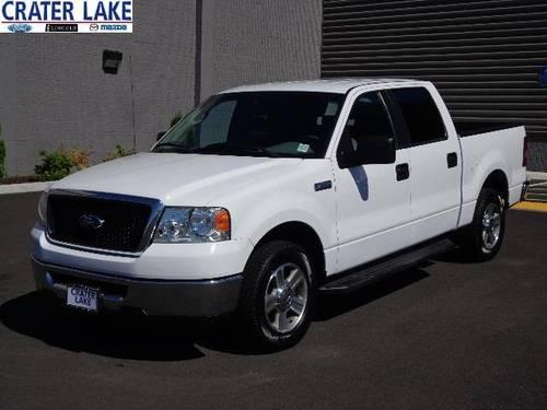 2008 ford f150 pickup truck for sale in medford oregon. Black Bedroom Furniture Sets. Home Design Ideas