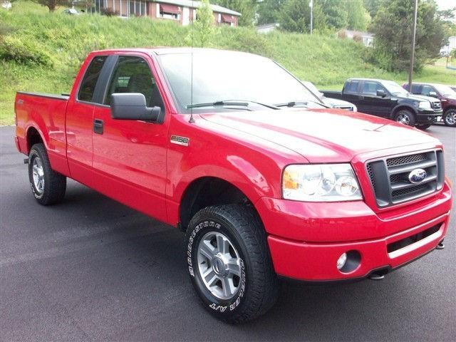 2008 ford f150 stx for sale in grafton west virginia classified. Black Bedroom Furniture Sets. Home Design Ideas