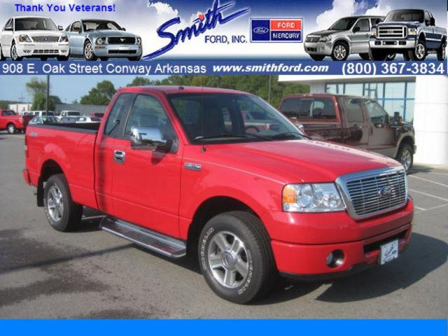 2008 ford f150 stx for sale in conway arkansas classified. Black Bedroom Furniture Sets. Home Design Ideas