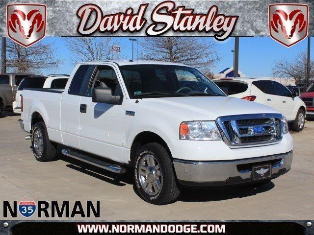 David Stanley Dodge Norman >> 2008 Ford F150 XLT 2WD SuperCab 133 XLT Departamento Latino for Sale in Norman, Oklahoma ...