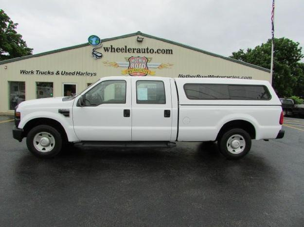 2008 ford f250 crew cab 2wd wheeler auto springfield missouri for sale in springfield. Black Bedroom Furniture Sets. Home Design Ideas