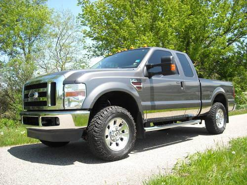 2008 ford f250 lariat supercab 6 4l diesel for sale in baraboo wisconsin classified. Black Bedroom Furniture Sets. Home Design Ideas