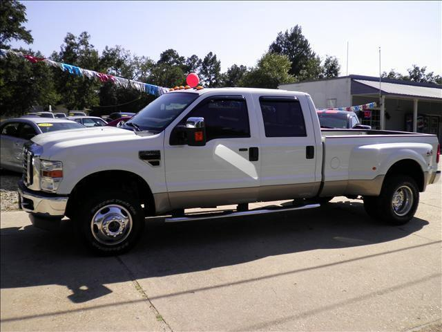 2008 Ford F350 Lariat Super Duty