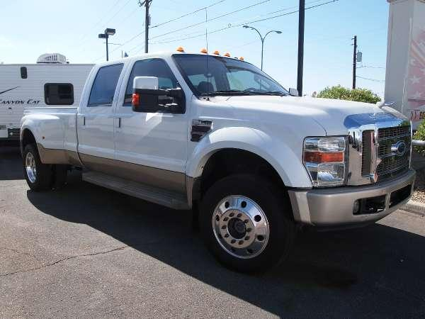 2008 ford f450 king ranch 4wd dually crew cab for sale in. Black Bedroom Furniture Sets. Home Design Ideas
