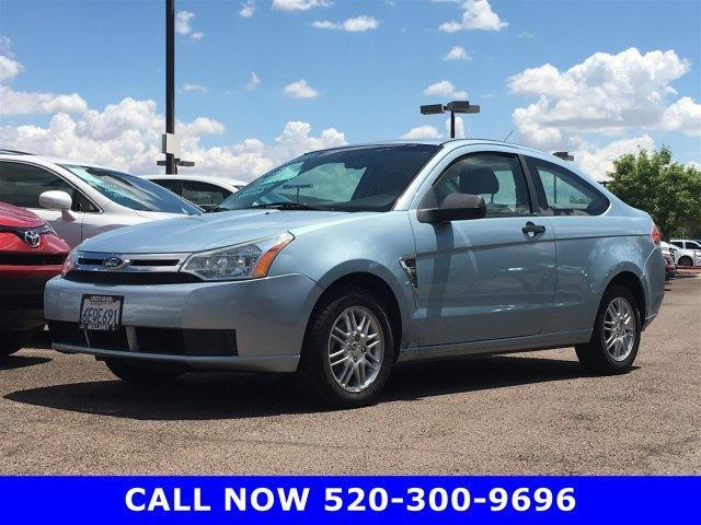2008 ford focus se se 2dr coupe for sale in tucson arizona classified. Black Bedroom Furniture Sets. Home Design Ideas