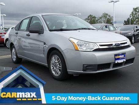 2008 Ford Focus SE SE 4dr Sedan