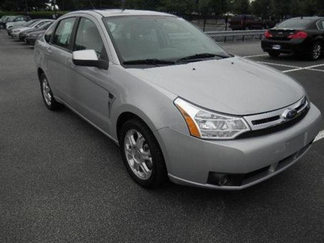 2008 ford focus ses for sale in midlothian virginia classified. Black Bedroom Furniture Sets. Home Design Ideas