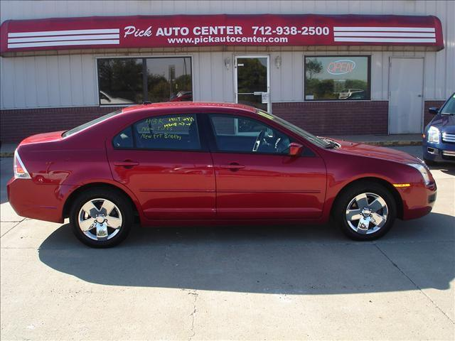 2008 ford fusion se for sale in merrill iowa classified. Black Bedroom Furniture Sets. Home Design Ideas
