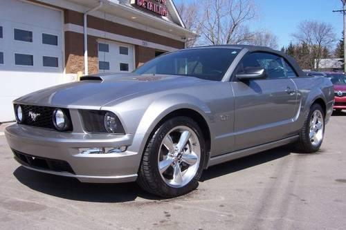 2008 ford mustang convertible for sale in monroe michigan classified. Black Bedroom Furniture Sets. Home Design Ideas