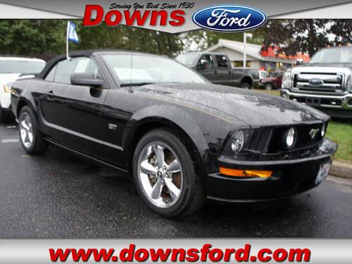 2008 ford mustang convertible gt premium for sale in dover township new jersey classified. Black Bedroom Furniture Sets. Home Design Ideas