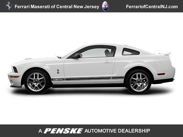 2008 ford mustang shelby gt500kr 2d coupe