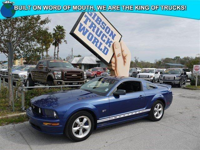 2008 ford mustang gt deluxe 5 speed manual transmission for sale in sanford florida classified. Black Bedroom Furniture Sets. Home Design Ideas