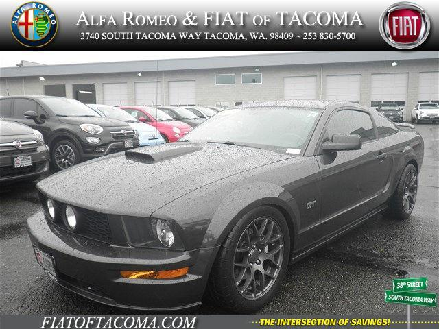 2008 ford mustang gt deluxe gt deluxe 2dr coupe for sale in tacoma washington classified. Black Bedroom Furniture Sets. Home Design Ideas