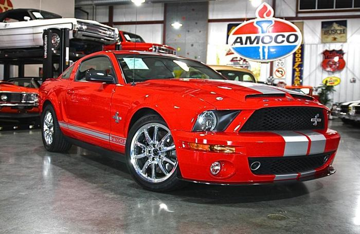 2008 ford mustang gt500kr for sale in fenton missouri