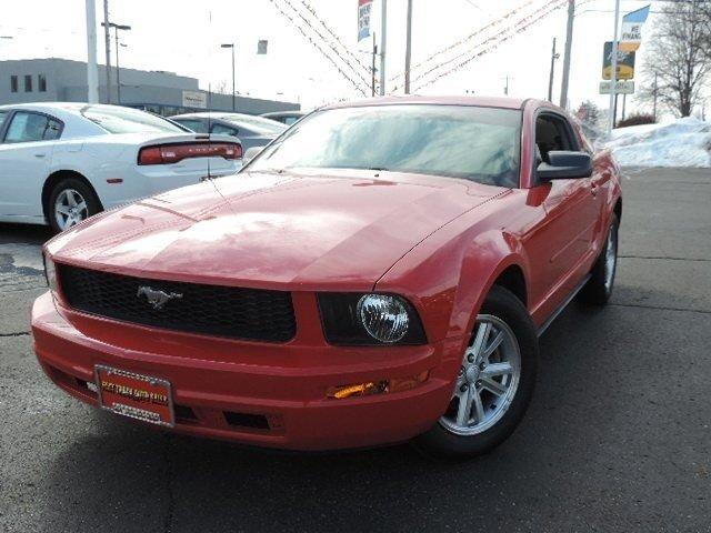 2008 ford mustang v6 deluxe 2dr coupe for sale in black horse ohio classified. Black Bedroom Furniture Sets. Home Design Ideas