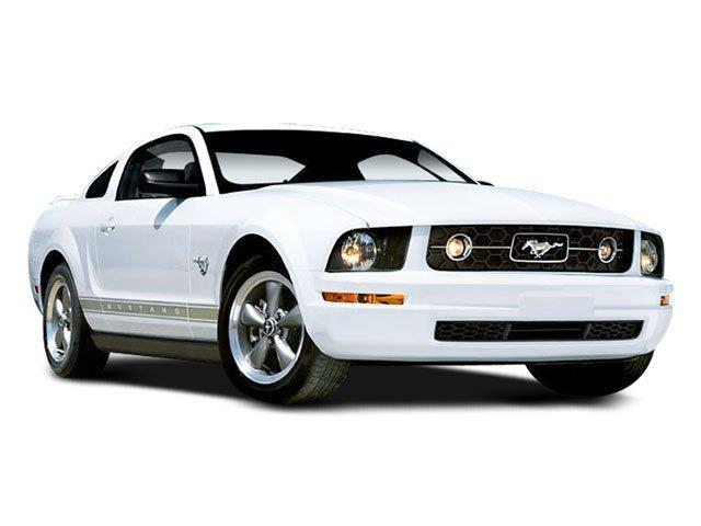 2008 Ford Mustang V6 Deluxe V6 Deluxe 2dr Coupe